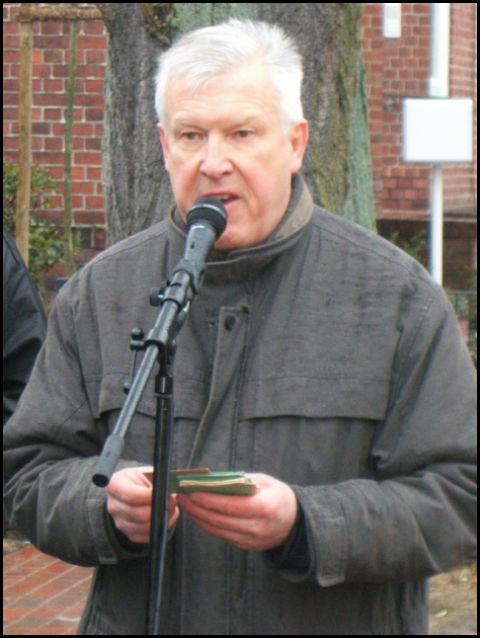 Adolf Dammann in Stade 2006 (Foto: urian)