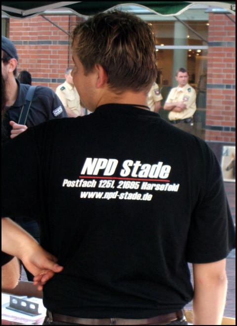 NPD in Buxtehude (Foto: urian)
