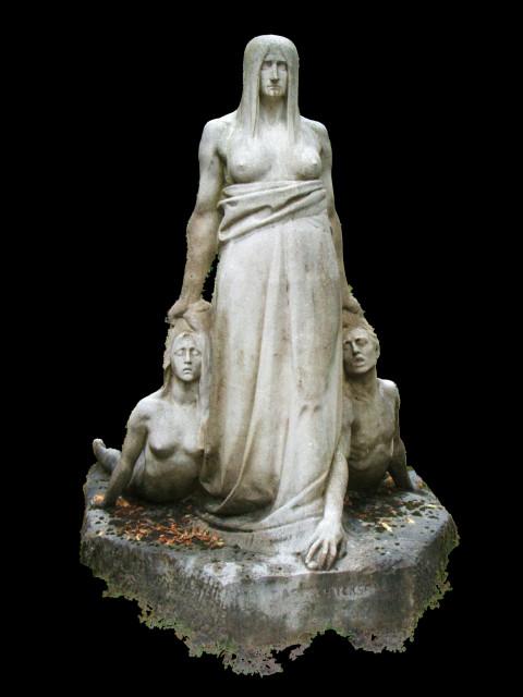 Friedhof Ohlsdorf Das Schicksal Hugo Lederer (Foto: urian)