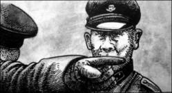 HIMMELREICH HIRN Josef Kiermaier (Zeichnung: urian)
