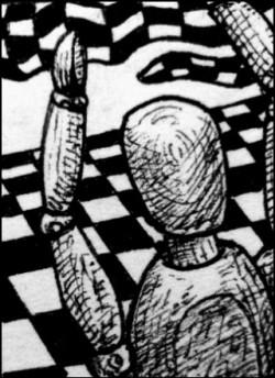 Aus dem Zeichenbuch (Zeichnung: urian)